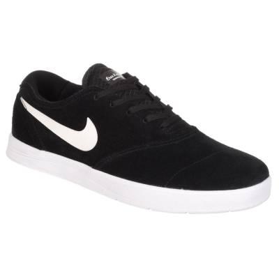nike sb nike eric koston 2 skate shoes black white