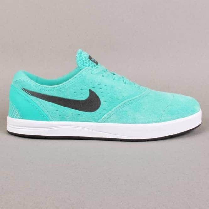 Nike SB Nike Eric Koston 2 Skate Shoes - Crystal Mint Black - SKATE ... fc924335f