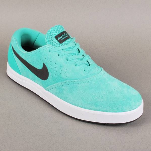 084c866b0694 Nike SB Nike Eric Koston 2 Skate Shoes - Crystal Mint Black - SKATE ...