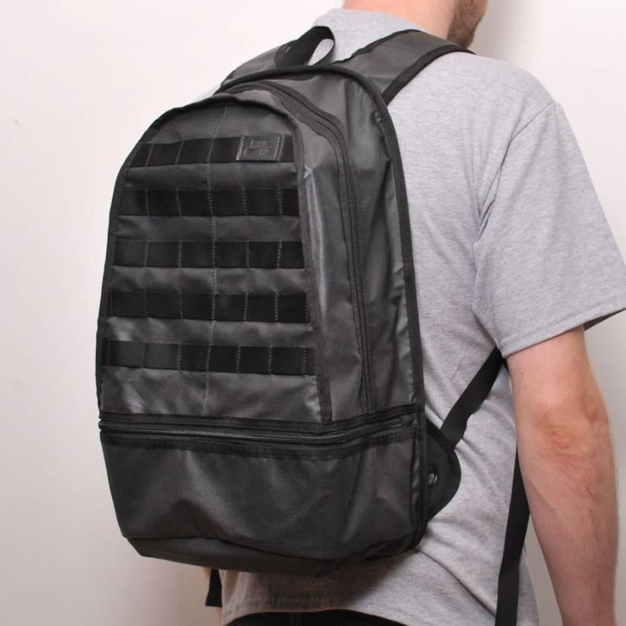 nike sb nike sb daypack backpack black nike sb from. Black Bedroom Furniture Sets. Home Design Ideas