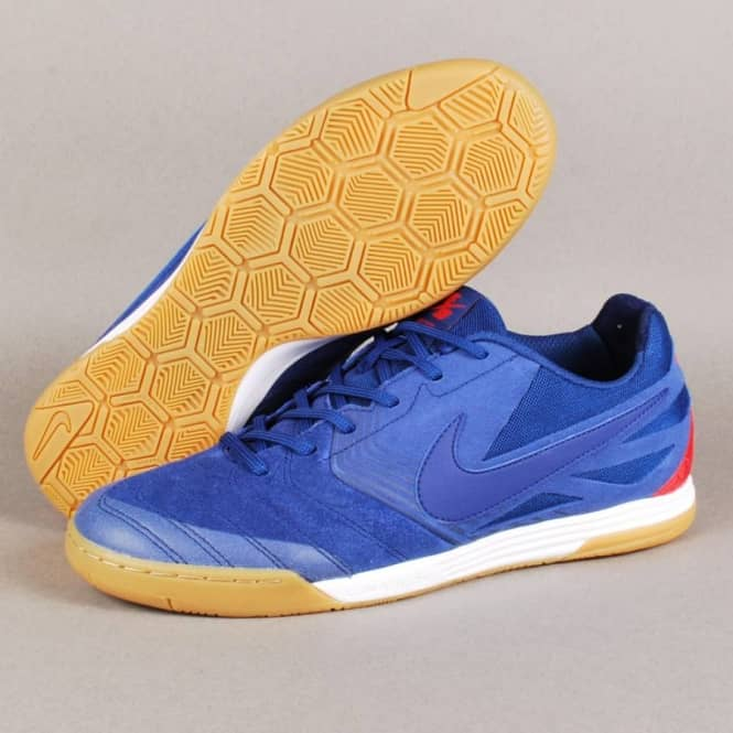newest 32faa b6471 ... uk nike sb lunar gato quikstrike skate shoes deep royal blue light  crimson white baa94 a57c7