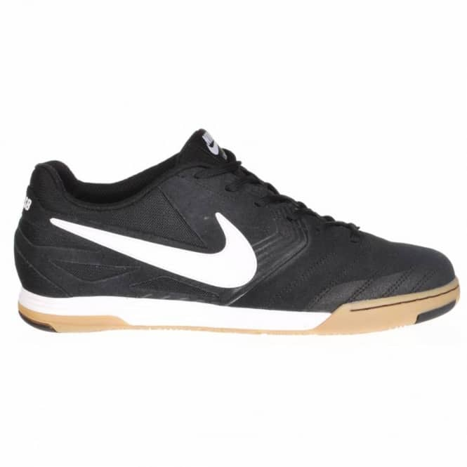 san francisco 1485a 31ebb Nike SB Lunar Gato Skate shoes - Black White-Gum Light Brown