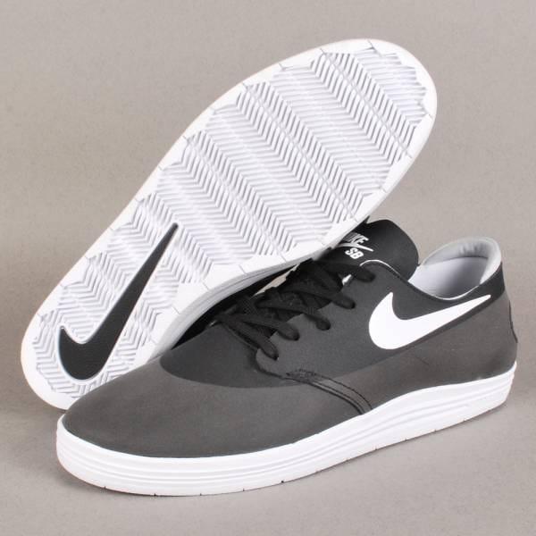 Nike Sb Lunar One Shot Black