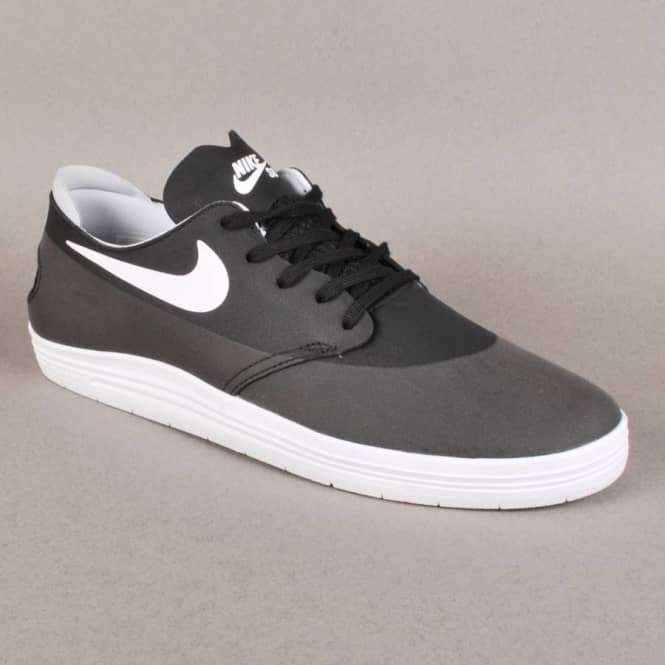 ... nike lunar one shot ripped laces; nike sb ...