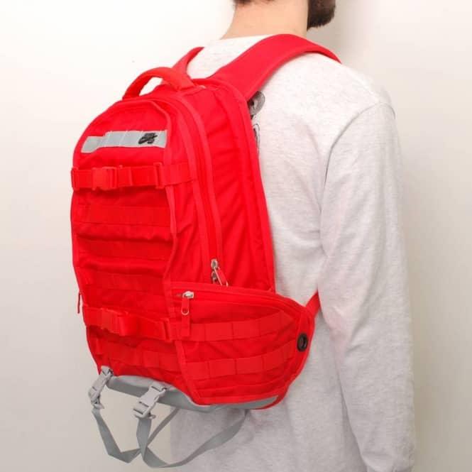 nike sb rpm backpack light crimson
