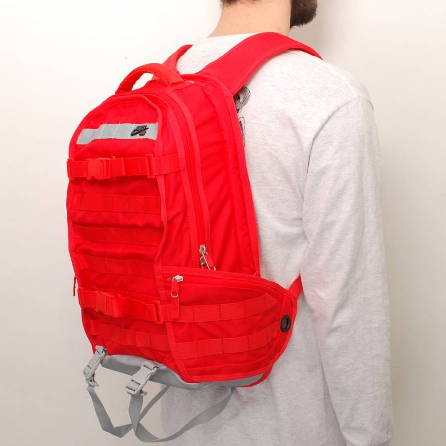 nike sb nike sb rpm skate backpack light crimson nike. Black Bedroom Furniture Sets. Home Design Ideas