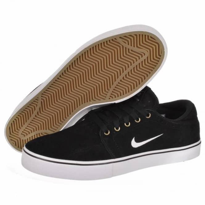 buy online 620c9 8f288 Nike SB Team Edition Skate Shoes - Black Swan-Gum Dark Brown