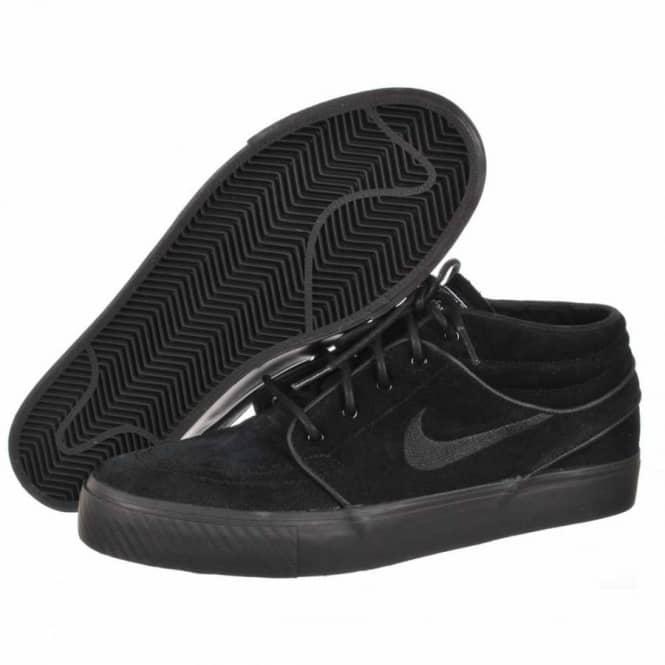 Nike Sb Janoski Mid Black