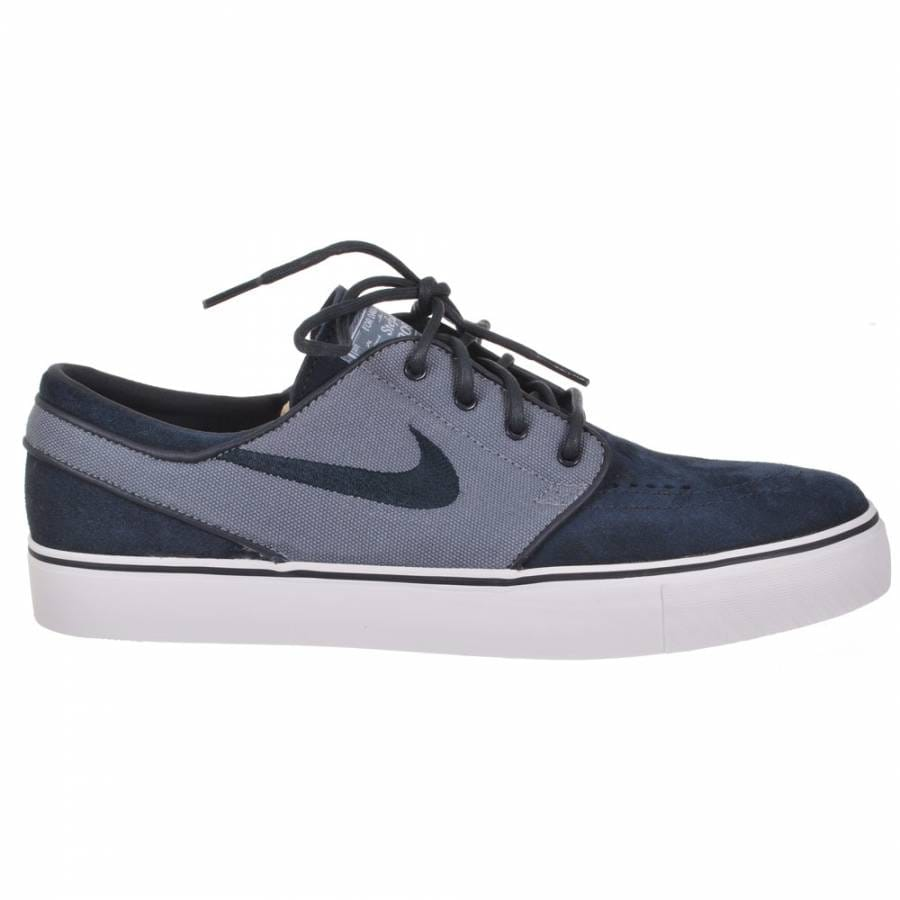 nike sb nike sb zoom stefan janoski sb blue dusk dark osidian nike sb from native skate store uk. Black Bedroom Furniture Sets. Home Design Ideas