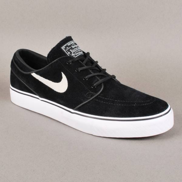 535d6ef765b026 Nike SB Zoom Stefan Janoski Skate Shoes - Black Black - Mens Skate ...