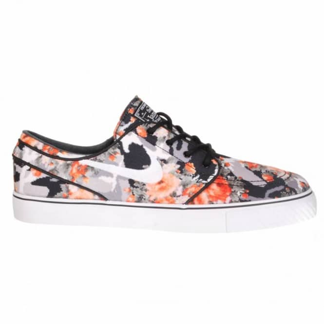 info for 0d738 ba357 Nike Zoom Stefan Janoski PR Skate Shoes - Multi ColorBlackMandarin
