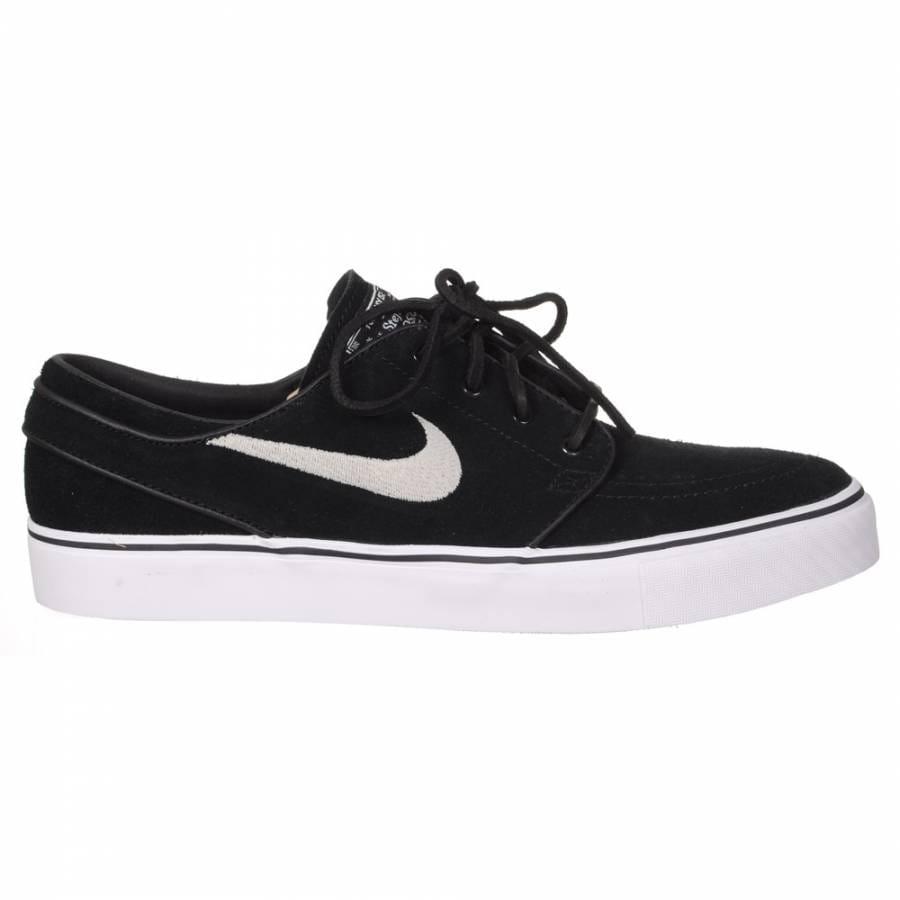 nike sb nike zoom stefan janoski skate shoes black black