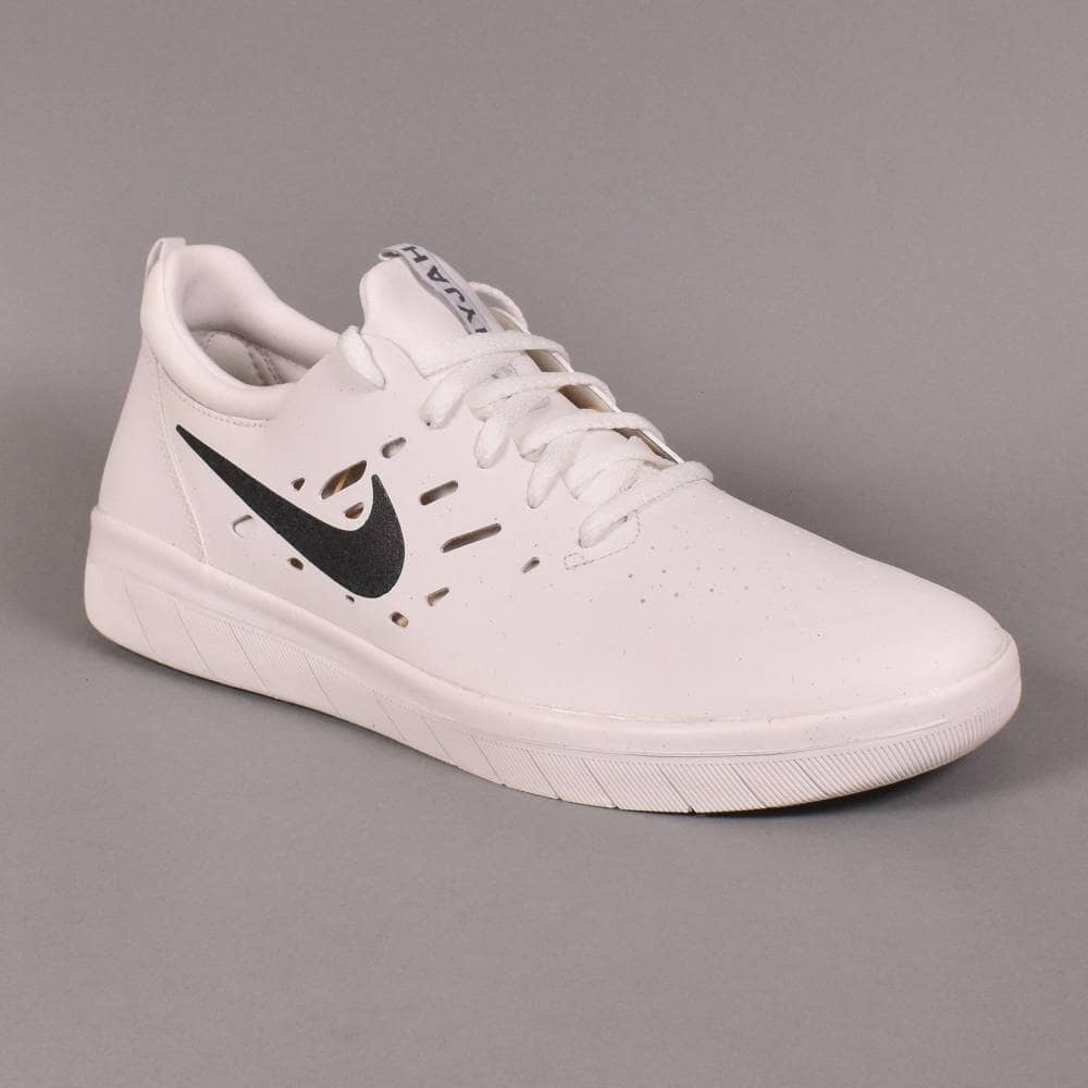 innovative design f92d0 54421 Nyjah Free Skate Shoes - Summit White Anthracite-Lemon Wash