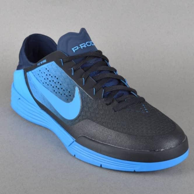 Nike Men's Paul Rodriguez 8 BLACK/PHOTO BLUE-OBSIDIAN