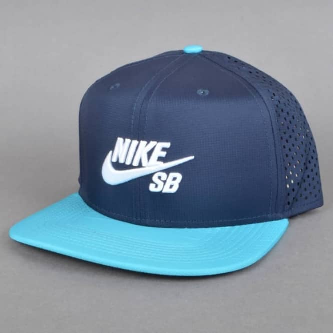 b8ca6d29cd Nike SB Performance Trucker Cap - Obsidian Omega Blue Black White ...