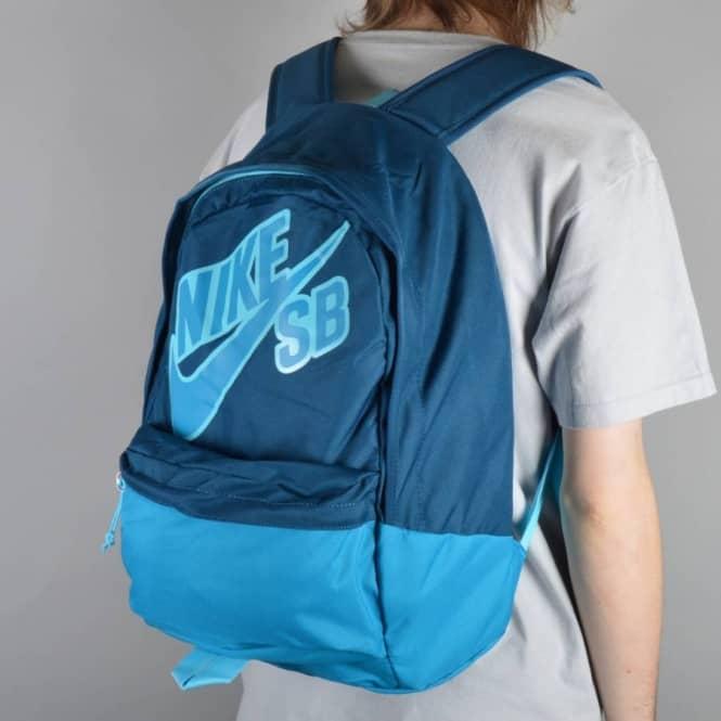 1f5754fedda6 Nike SB Piedmont Backpack - Blue Force Clearwater (Light Blue Liquor ...