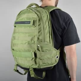 RPM Skate Backpack - Palm Green/Palm Green/Black