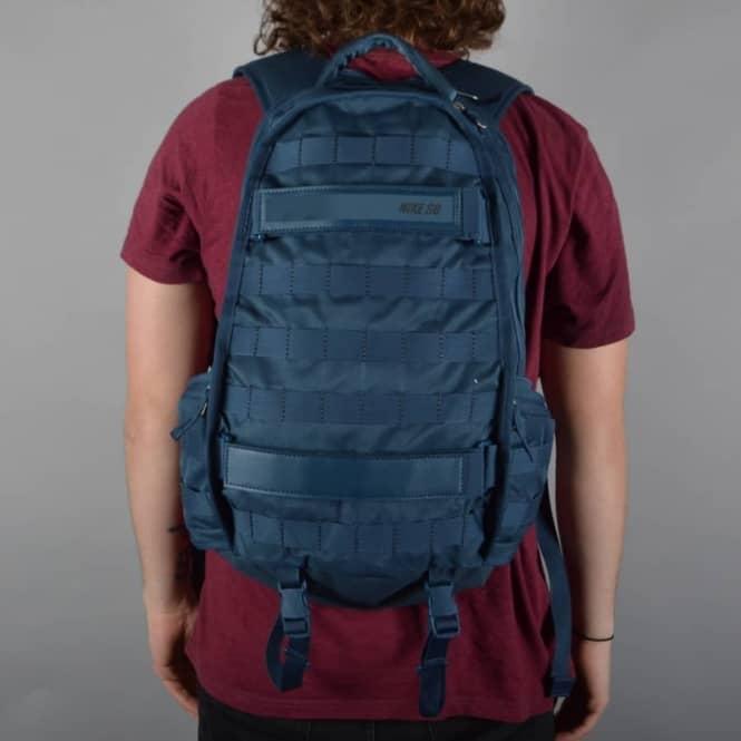 ef5029173b56 Nike SB RPM Skate Backpack - Squadron Blue Squadron Blue Black ...