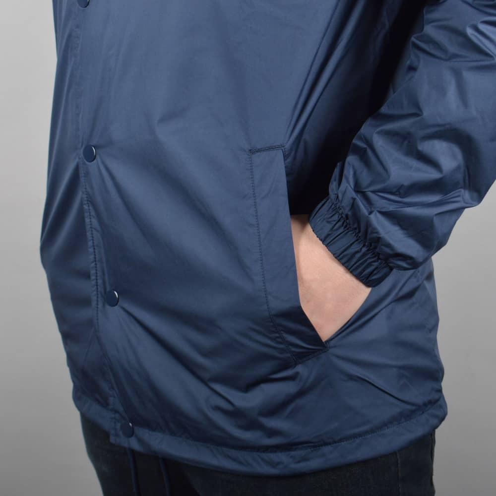 4e9457faac05 Nike SB Shield Coaches Jacket - Obsidian White - SKATE CLOTHING from ...