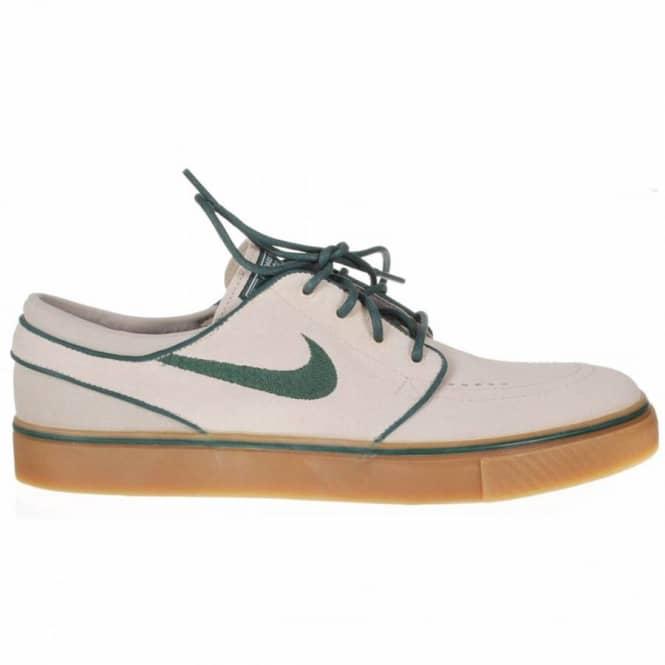90ee312a72f35 Nike SB Stefan Janoski Birch Noble Green Skate Shoes - Mens Skate ...