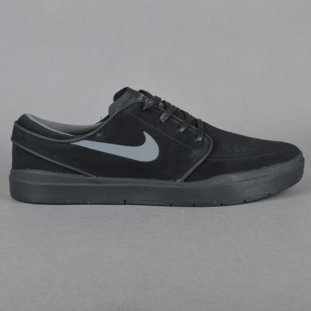 Stefan Janoski Hyperfeel Skate Shoes - Black Black-Anthracite Black 8f6b4ac222
