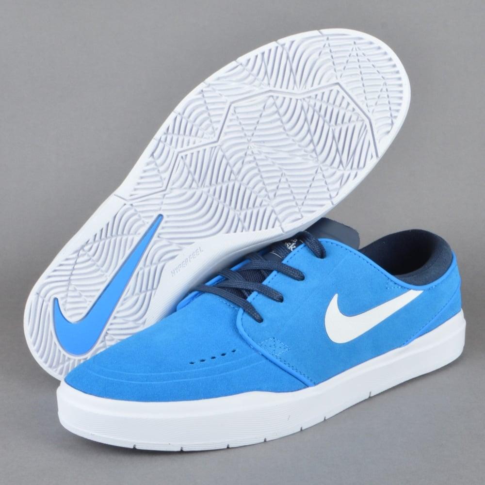 high quality quality hot sale Stefan Janoski Hyperfeel Skate Shoes - Photo Blue/White-Obsidian