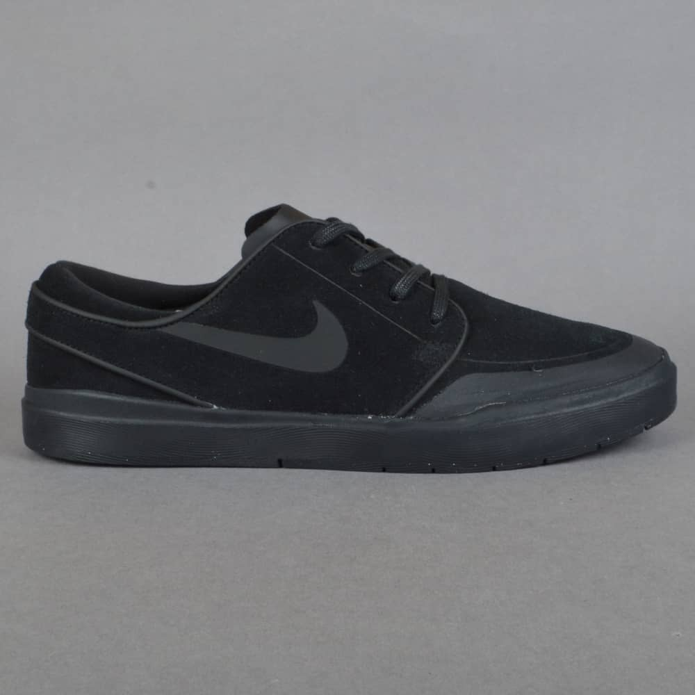 meet a7645 428c3 Stefan Janoski Hyperfeel XT Skate Shoes - Black Black-Anthracite-White