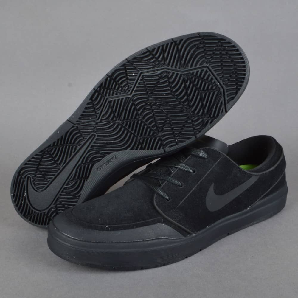 new concept ed41e de7a1 Stefan Janoski Hyperfeel XT Skate Shoes - BlackBlack-Anthracite-White