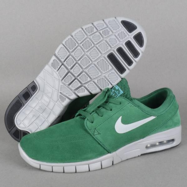 Nike Stefan Janoski Max L Gorge Green