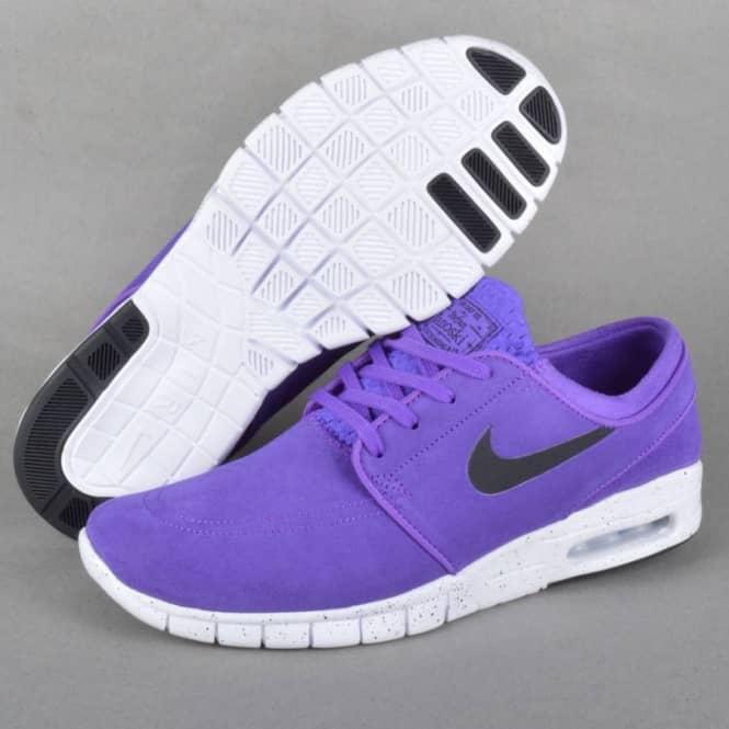 Nike Janoski Max Purple