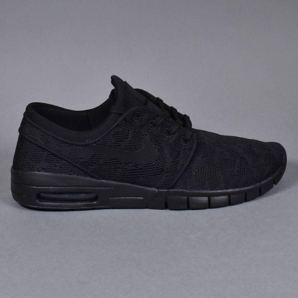 einfach Nike SB Stefan Janoski Max Suede Schuhe (Anthracite