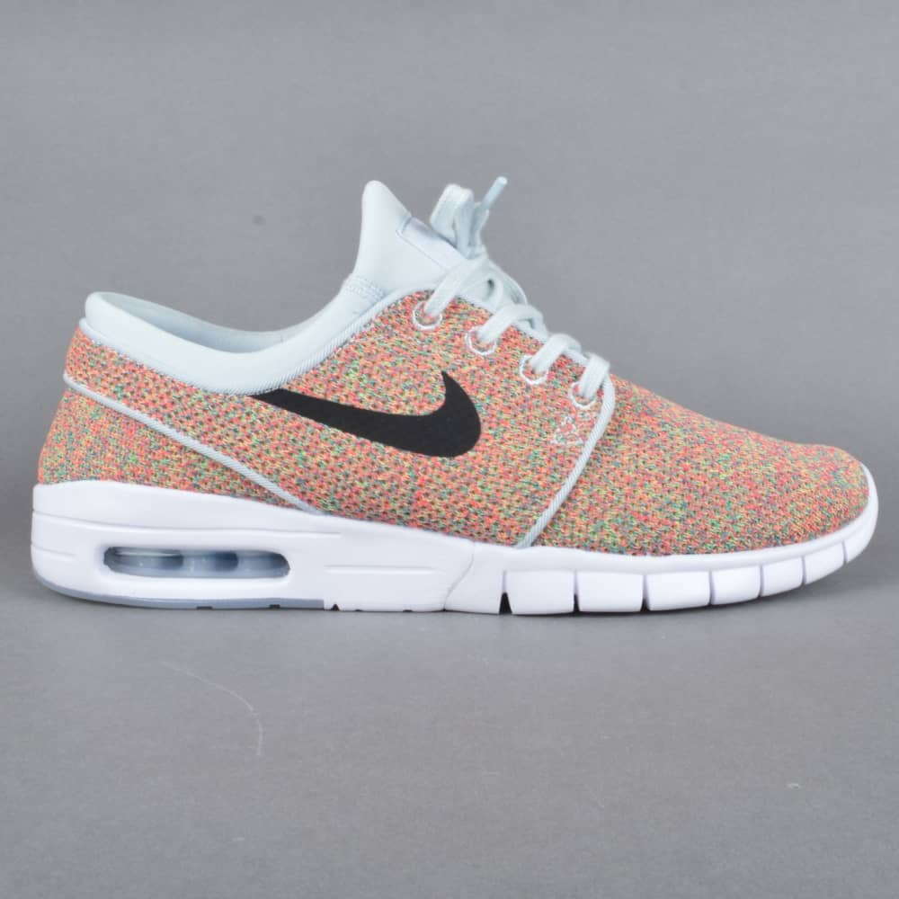 Stefan Janoski Max Skate Shoes - Volt/Black-Photo Blue Sale. Nike SB ...