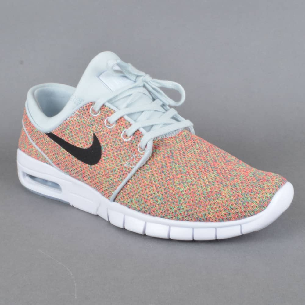 detailed images top quality attractive price Stefan Janoski Max Skate Shoes - Volt/Black-Photo Blue