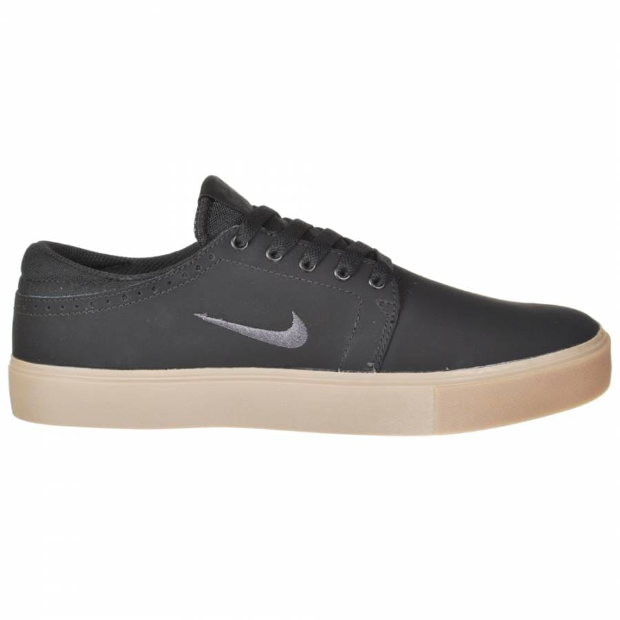 nike sb nike sb team edition skate shoes black
