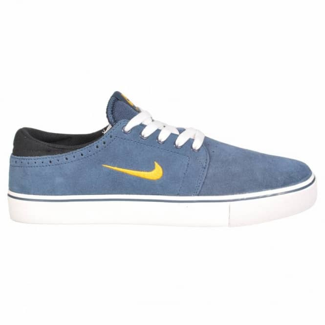 e502942681cd Nike SB Team Edition Skate Shoes - Squadron Blue Midas Gold-Sail ...