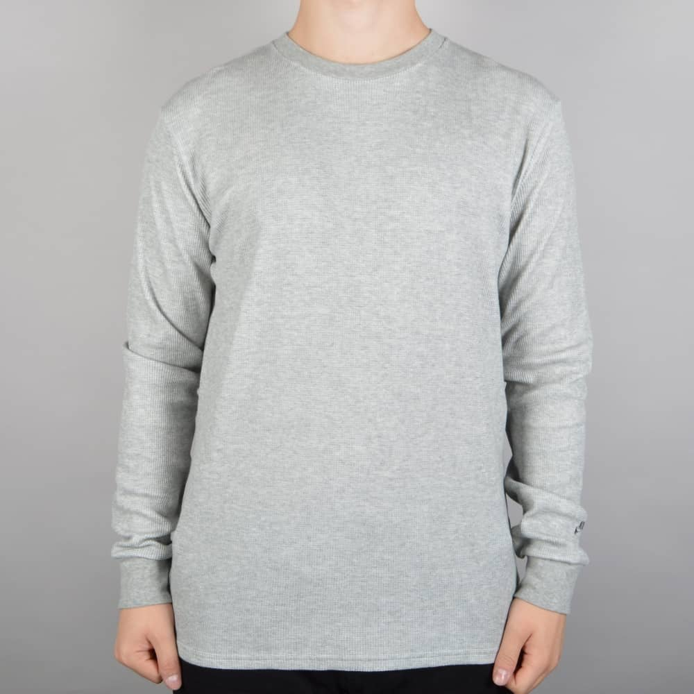0a24158d Nike SB Thermal Long Sleeve Skate T-Shirt - Dark Grey Heather/Dark ...