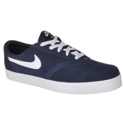 Nike Skate Shoes Black Blue