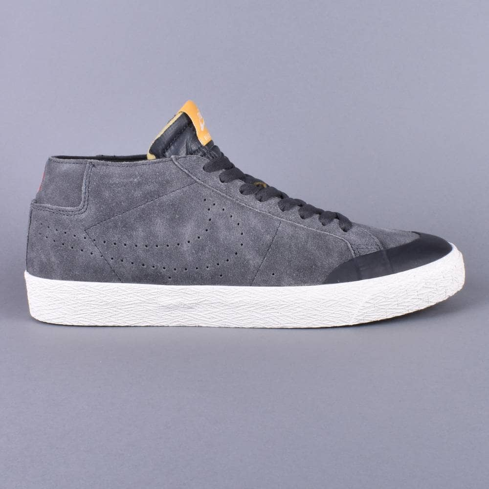 5cc782b16274 Nike SB Zoom Blazer Chukka XT Skate Shoes - Anthracite Anthracite ...
