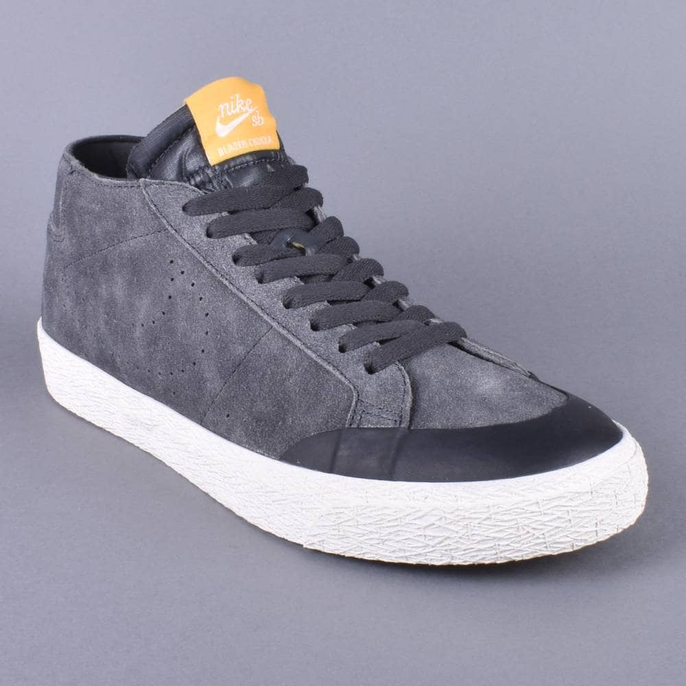 98a2ff08973c Nike SB Zoom Blazer Chukka XT Skate Shoes - Anthracite Anthracite ...