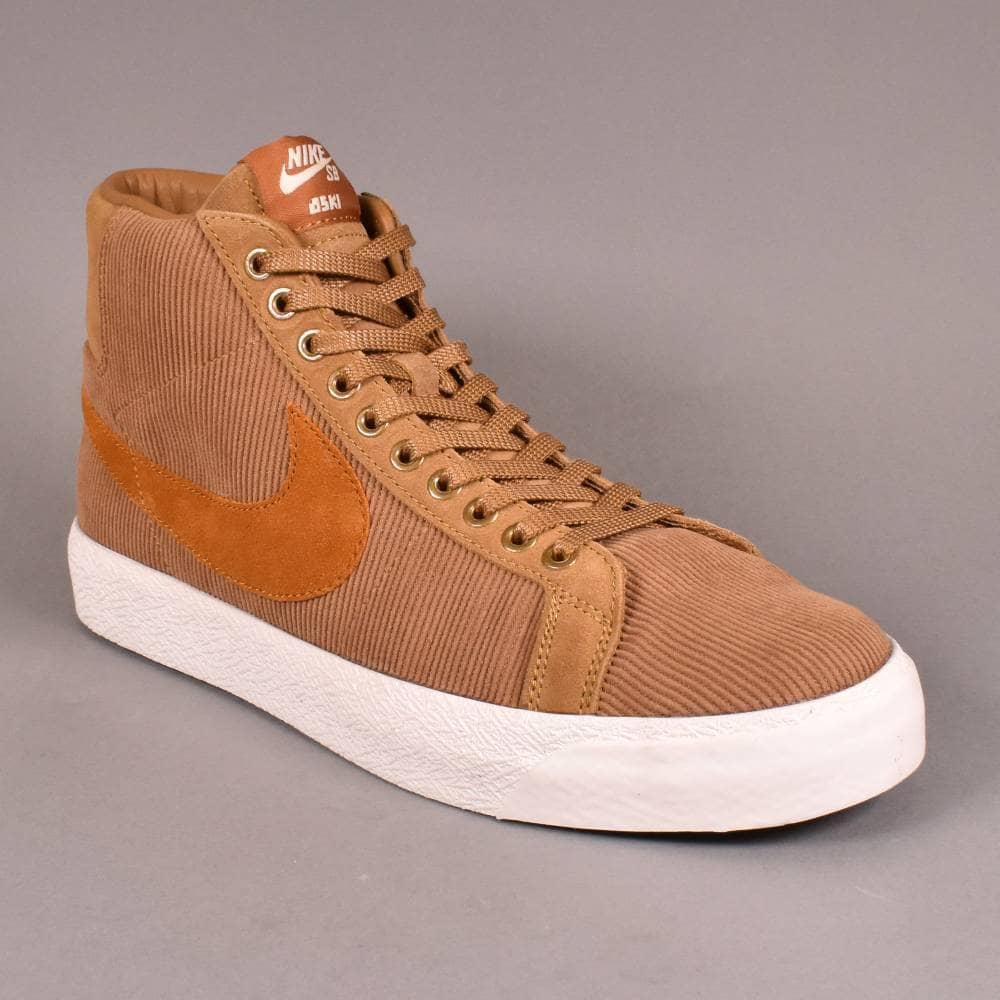 Nike SB Zoom Blazer Mid ISO Skate Shoes