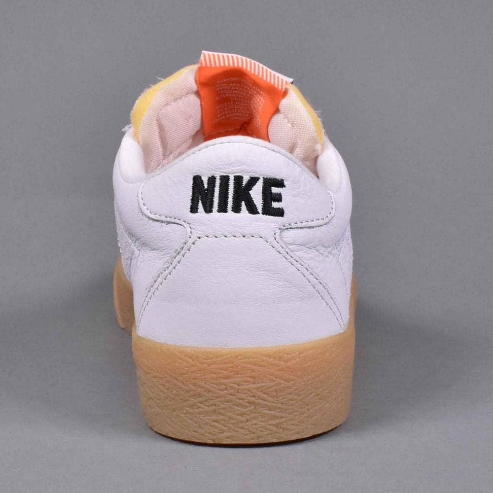 Nike SB Zoom Bruin ISO   Weiss   Skaterschuhe   CD6750 100