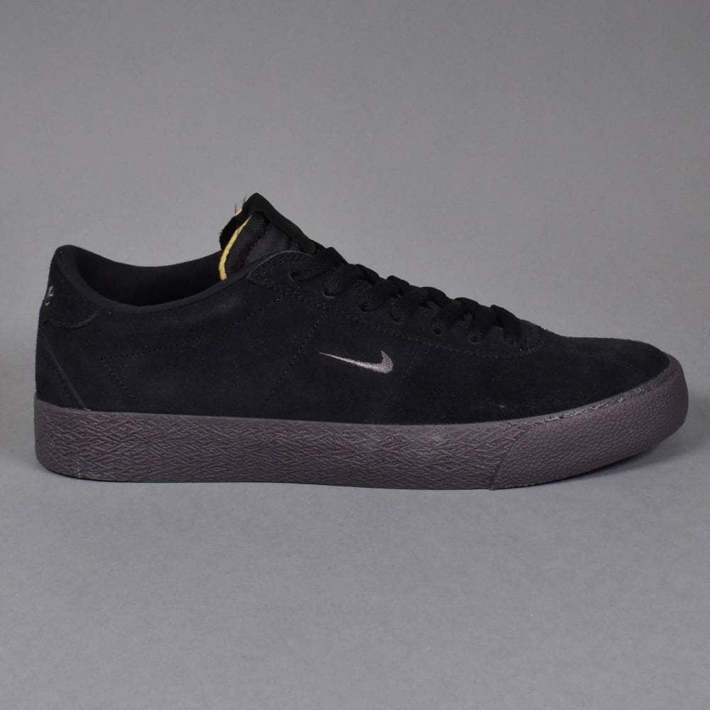 02659439decc7 Nike SB Zoom Bruin Skate Shoes - Black/Thunder Grey - SKATE SHOES ...