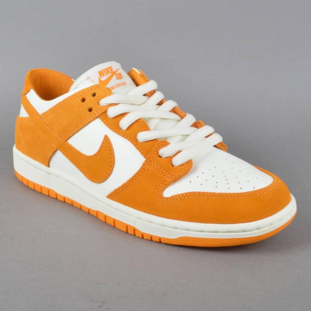Zoom Dunk Low Pro Skate Shoes Circuit OrangeCircuit Orange