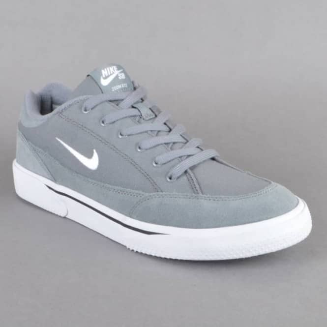 100% authentic c3693 5d782 Zoom GTS Skate Shoes - Cool Grey White-Black