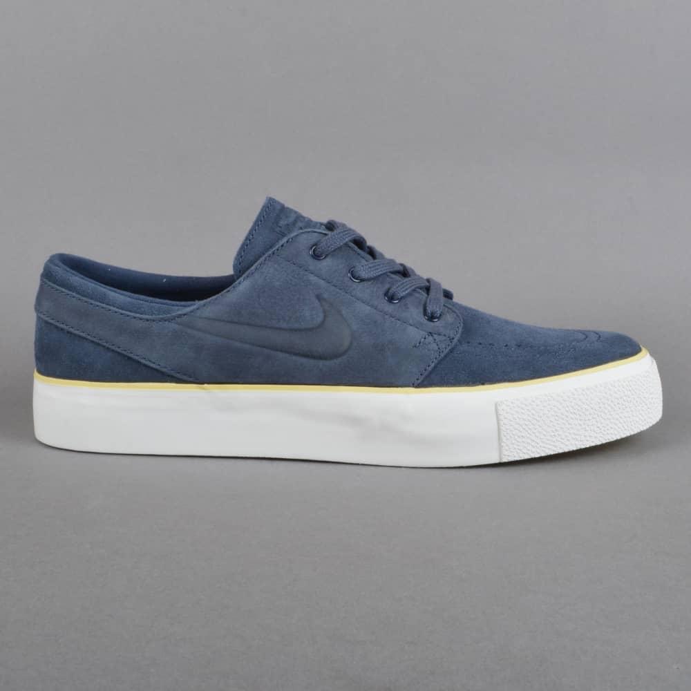 9d8353a1cd1d Nike SB Zoom Janoski HT Skate Shoes - Thunder Blue Thunder Blue ...