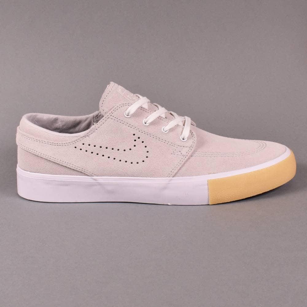 ef630cb92db34 Nike SB Zoom Janoski RM SE - White White-Vast Grey - SKATE SHOES ...