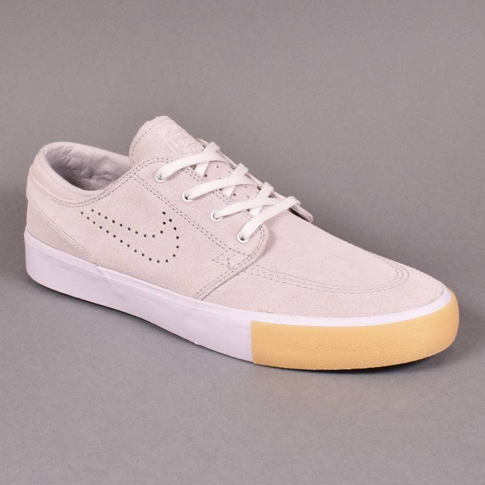 detailed look 76639 3454b Nike SB Nike SB Zoom Janoski RM SE - White White-Vast Grey