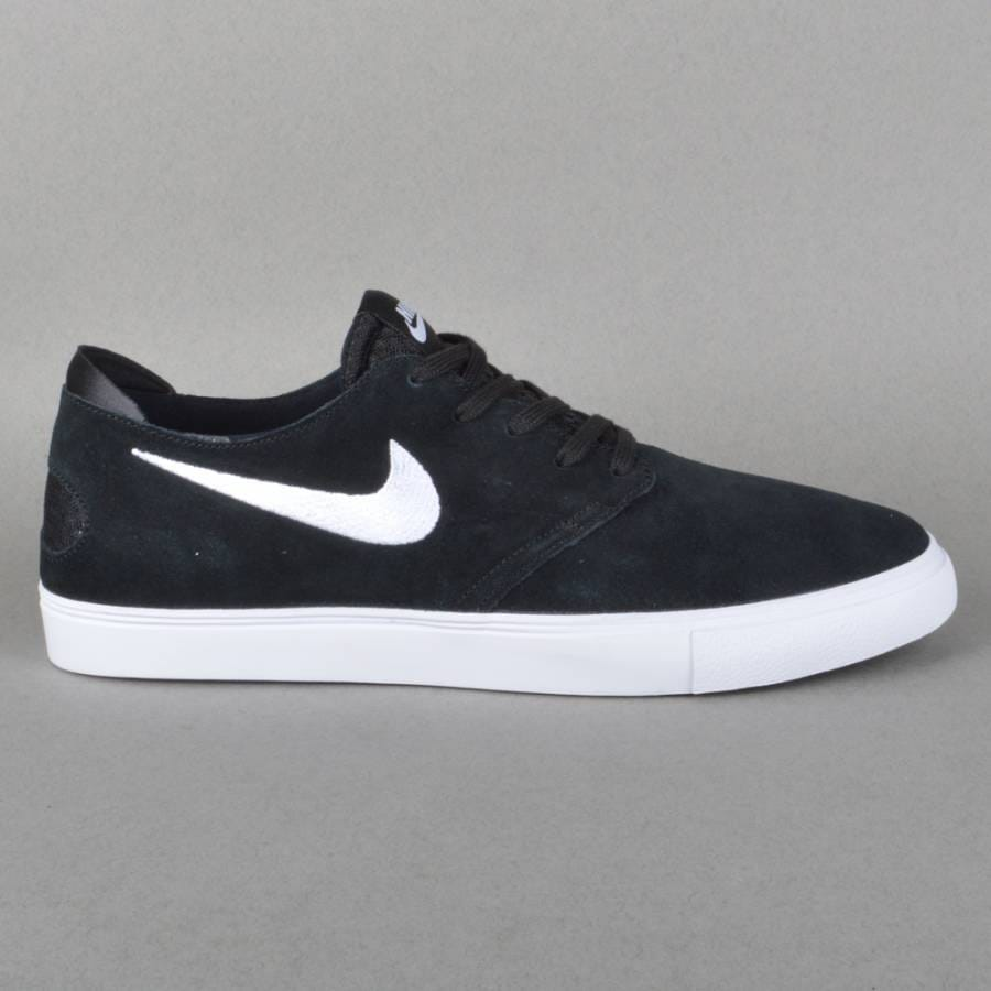 Probablemente sangrado dividir  Nike SB Zoom Oneshot SB Skate Shoe - Black/White - SKATE SHOES from Native  Skate Store UK