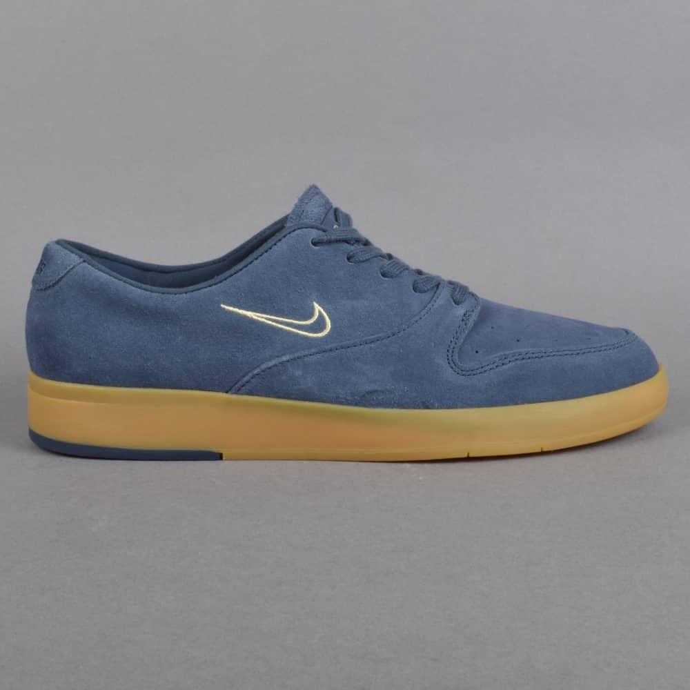 611f59259e03 Nike SB Zoom P-Rod X Skate Shoes - Thunder Blue Thunder Blue - SKATE ...