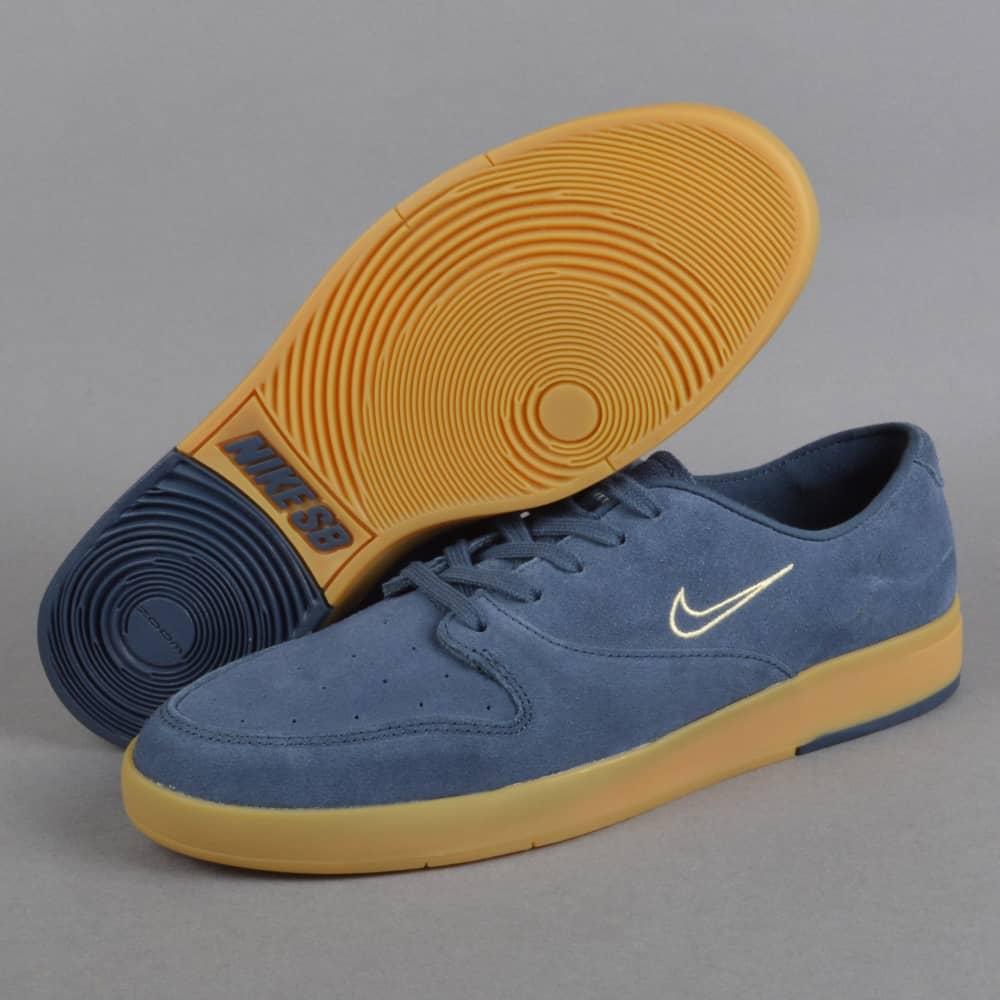 aa220009f52 Nike SB Zoom P-Rod X Skate Shoes - Thunder Blue Thunder Blue - SKATE ...